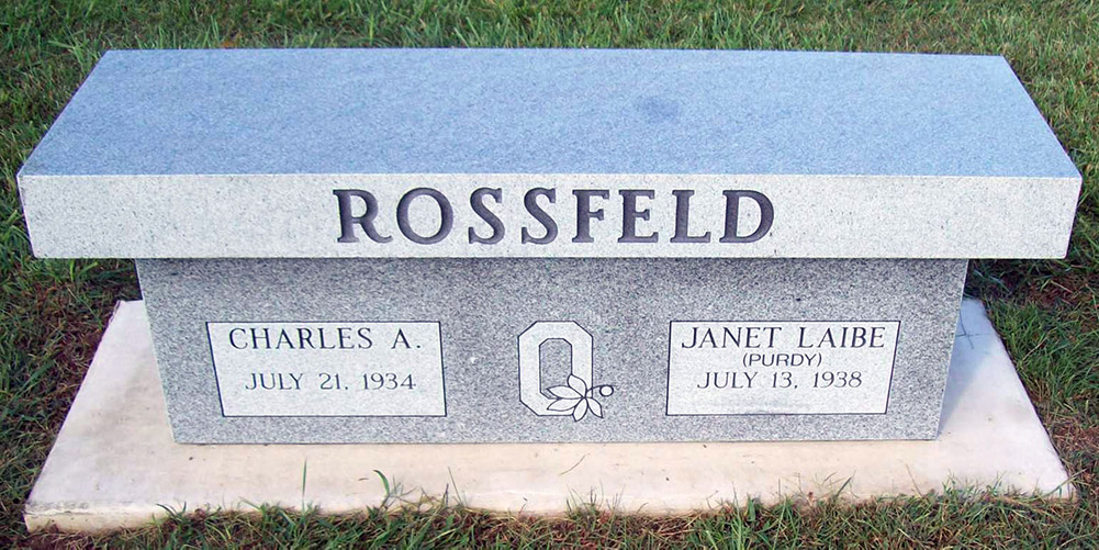 Finding a quality Granite Bench Memorial provider
